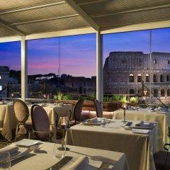 Отель Palazzo Manfredi Рим помещение для мероприятий фото 2