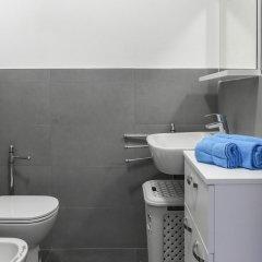 Отель Station Park Studio Италия, Местре - отзывы, цены и фото номеров - забронировать отель Station Park Studio онлайн ванная