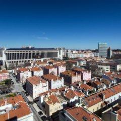 Отель Holiday Inn Lisbon балкон