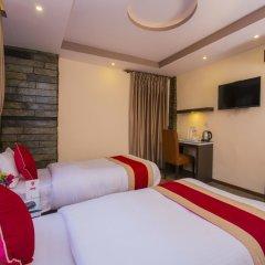 Отель OYO 235 Hotel Goodwill Непал, Лалитпур - отзывы, цены и фото номеров - забронировать отель OYO 235 Hotel Goodwill онлайн комната для гостей фото 3