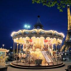 Отель Kleber Champs-Élysées Tour-Eiffel Paris Франция, Париж - 1 отзыв об отеле, цены и фото номеров - забронировать отель Kleber Champs-Élysées Tour-Eiffel Paris онлайн