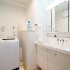Отель OYO 44789 Dream Inn Hakata Хаката ванная фото 2