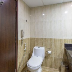 Smana Hotel Al Raffa Дубай ванная фото 2