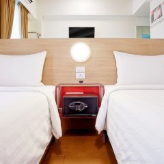 Отель Red Planet Manila Mabini Филиппины, Манила - 1 отзыв об отеле, цены и фото номеров - забронировать отель Red Planet Manila Mabini онлайн фото 3