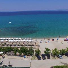 Отель Rigakis Греция, Ханиотис - отзывы, цены и фото номеров - забронировать отель Rigakis онлайн пляж