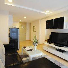 Отель Baan K Residence Managed By Bliston Бангкок комната для гостей