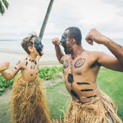 Отель Sheraton Fiji Resort Фиджи, Вити-Леву - отзывы, цены и фото номеров - забронировать отель Sheraton Fiji Resort онлайн фитнесс-зал фото 4
