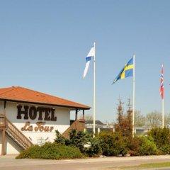 Отель La Tour Дания, Орхус - отзывы, цены и фото номеров - забронировать отель La Tour онлайн пляж
