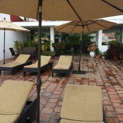 Emperador Hotel & Suites Пуэрто-Вальярта бассейн