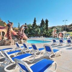 Отель Mar Hotels Rosa del Mar & Spa пляж
