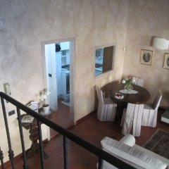Апартаменты Sleep in Italy Oltrarno Apartments Флоренция комната для гостей фото 5