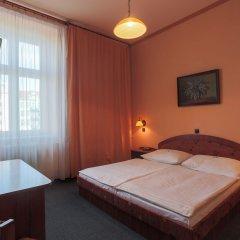 Hotel Victoria Пльзень комната для гостей фото 2