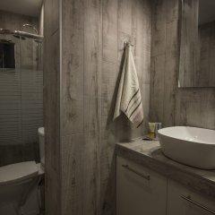 Отель Rigas Luxury Flat White Tower Греция, Салоники - отзывы, цены и фото номеров - забронировать отель Rigas Luxury Flat White Tower онлайн ванная фото 2
