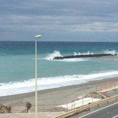 Tyrrenian Park Hotel Амантея пляж
