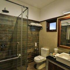 Отель Chaarya Resort & Spa by Chandrika ванная