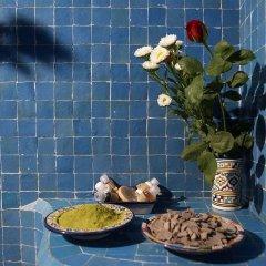 Отель Palais De Fès Dar Tazi Марокко, Фес - отзывы, цены и фото номеров - забронировать отель Palais De Fès Dar Tazi онлайн ванная фото 2