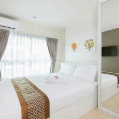 Отель The Cube Residence Government Complex Laksi Бангкок комната для гостей