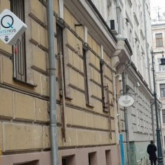 Капсульный отель InterQUBE Чистые Пруды Москва