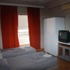 Отель Villa Finix Саранда комната для гостей