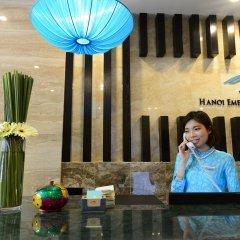 Hanoi Emerald Waters Hotel & Spa интерьер отеля фото 3