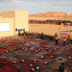 Отель Auberge La Belle Etoile Марокко, Мерзуга - отзывы, цены и фото номеров - забронировать отель Auberge La Belle Etoile онлайн помещение для мероприятий