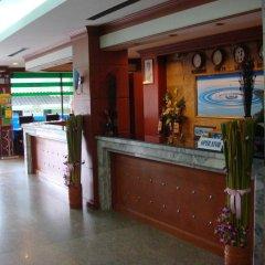 Отель Thai Hotel Krabi Таиланд, Краби - отзывы, цены и фото номеров - забронировать отель Thai Hotel Krabi онлайн интерьер отеля