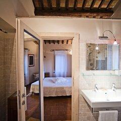 Отель La Vittoria 10 – La Soglia della Val d'Orcia Кьянчиано Терме ванная фото 2