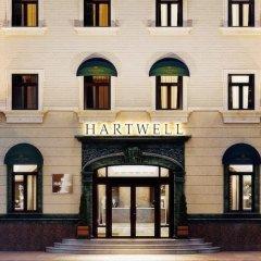 Гостиница Hartwell вид на фасад фото 3