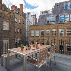Отель Sweet Inn - Kensington High Street Великобритания, Лондон - отзывы, цены и фото номеров - забронировать отель Sweet Inn - Kensington High Street онлайн балкон