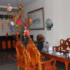 Tai Loc Hotel Нячанг интерьер отеля