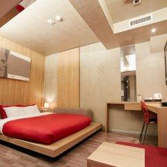 Tria Hotel комната для гостей