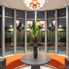 Отель Mercure Hotel Brussels Centre Midi Бельгия, Брюссель - отзывы, цены и фото номеров - забронировать отель Mercure Hotel Brussels Centre Midi онлайн интерьер отеля