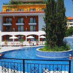 Отель KIPARISITE Солнечный берег балкон
