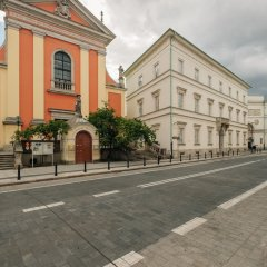 Апартаменты Miodowa Apartment Old Town Варшава фото 12