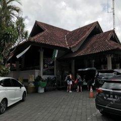 Отель Bounty Бали парковка