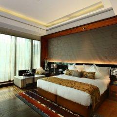 Отель Crowne Plaza New Delhi Rohini Индия, Нью-Дели - отзывы, цены и фото номеров - забронировать отель Crowne Plaza New Delhi Rohini онлайн комната для гостей фото 5