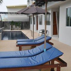 Отель AM Surin Place бассейн фото 3