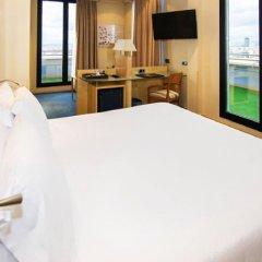 Отель Abba Madrid HotelSuperior Испания, Мадрид - отзывы, цены и фото номеров - забронировать отель Abba Madrid HotelSuperior онлайн комната для гостей фото 5