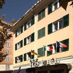 Hotel Galles вид на фасад фото 2