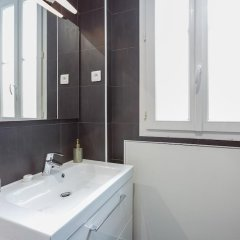 Отель Pension Residence Du Palais Франция, Париж - отзывы, цены и фото номеров - забронировать отель Pension Residence Du Palais онлайн ванная фото 2
