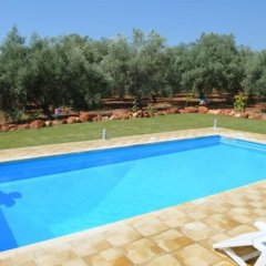 Отель Villa With 2 Bedrooms in Floridia, With Private Pool, Enclosed Garden and Wifi - 12 km From the Beach Флорида фото 18