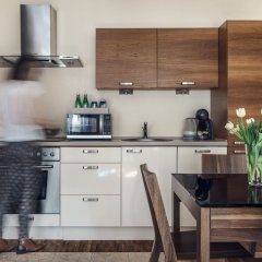 Апартаменты Royal Apartments - Apartamenty Morskie Сопот в номере