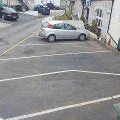 Yardley Manor Hotel парковка