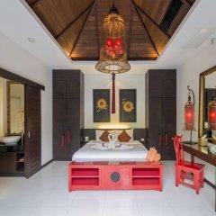 Отель The Bell Pool Villa Resort Phuket комната для гостей фото 4