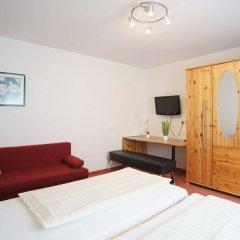 Hotel Drei Kreuz Зальцбург комната для гостей фото 3