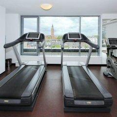 Отель Arcotel Rubin Гамбург фитнесс-зал фото 3