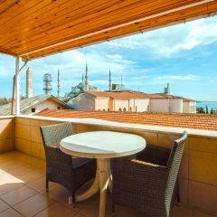 Saba Турция, Стамбул - 2 отзыва об отеле, цены и фото номеров - забронировать отель Saba онлайн балкон
