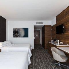 Отель Doubletree By Hilton Mexico City Santa Fe Мехико комната для гостей фото 3