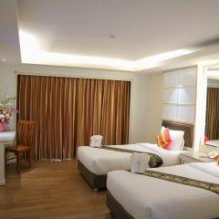 Отель Achada Beach Pattaya комната для гостей фото 3