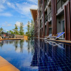 Отель Pool Access By Punnpreeda Beach Resort бассейн фото 2